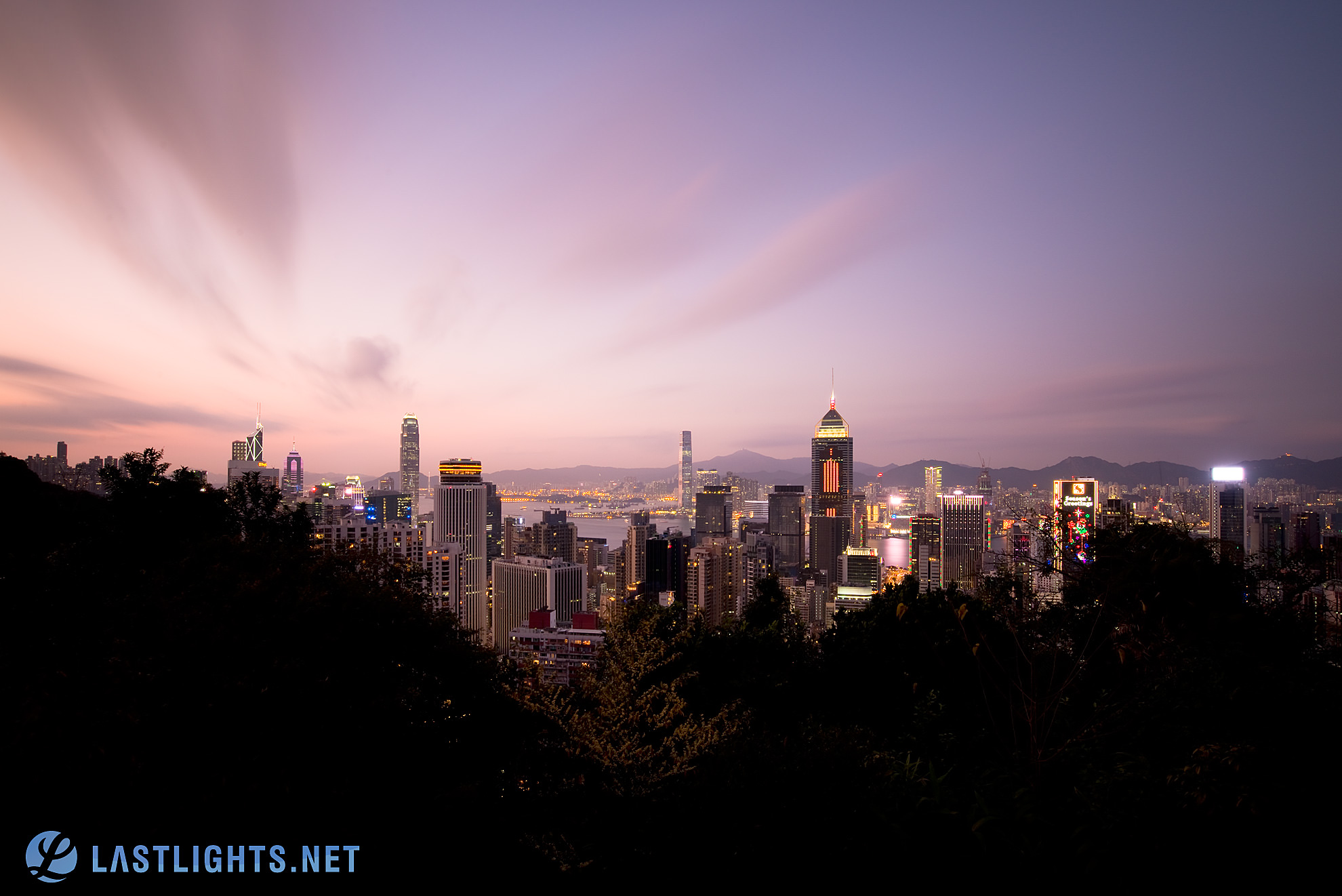 Stubbs Road Lookout, Hong Kong