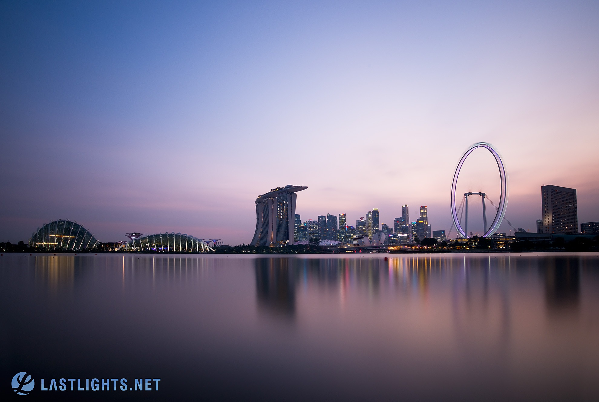 Spot 3: Shoot from Gardens by the Bay East